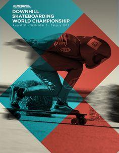 IGSA Skate - Chris Amat | Print & Interactive Design