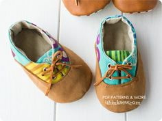 674 Kath Baby Shoes PDF Pattern                                                                                                                                                                                 More
