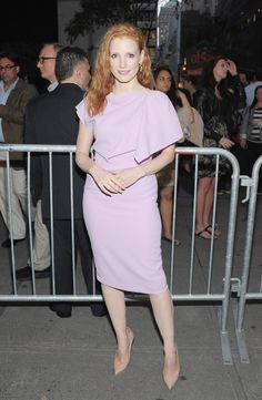 """Jessica Chastain Photo - """"If There Is I Haven't Found It"""" Broadway Opening Night"""