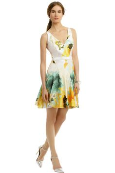 Tiger Lilly Dress by Bibhu Mohapatra for $200 | Rent The Runway