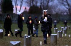 Elevación de almas en Auschwitz, 28 de abril