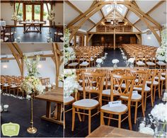 Mythe Barn Wedding Photos