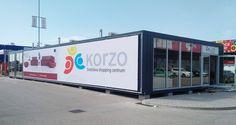 predajňa Sedačky Beta Shopping centrum Korzo, Pestovateľská 13, Ružinov