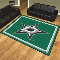 Round Outdoor Rugs Nylon Dallas Stars x Area Rug Carpet