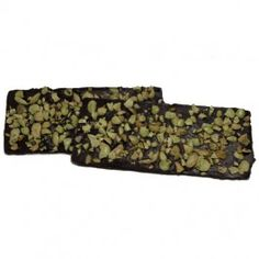 Delicious dark chocolate Bar with lightly salted Edamame. Great for vegetarians!