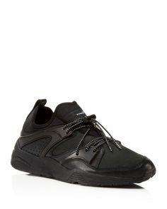 Puma Blaze of Glory x Stampd Sneakers