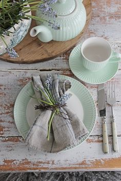 VIBEKE DESIGN: Our green from Greengate