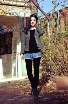 暖冬 (by Dee Lee) http://lookbook.nu/look/4352761-