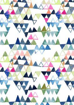 Hipsters, triângulos - yao cheng constellation