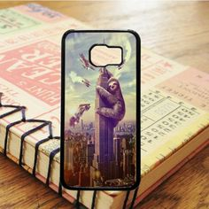 Slothzilla Building Empire Samsung Galaxy S7 Edge Case