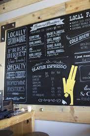 Resultado de imagem para coffee shop chalkboard menus