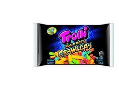 Trolli Gummy Candy Brite Crawler, Mini Sour, 1.25 Ounce (Pack of 24) Trolli Gummy http://smile.amazon.com/dp/B00L3MPSG0/ref=cm_sw_r_pi_dp_.SEBvb0NJ09BW