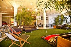 TuneUp Media's Rockin' New Office Space | California Home + Design