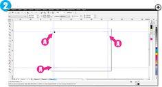 Como fazer marcas de registro para corte de figuras impressas
