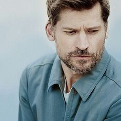 """I think we all have the capacity of evil in us."" #NikolajCosterWaldau"