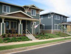 Navy Region Hawaii – Battleship Cove Neighborhood:  Senior Enlisted community of 3 & 4 bedroom homes, located on Ford Island.
