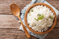 Cauliflower rice - grain free and low glycemic