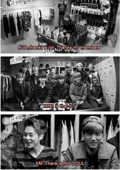 Chanyeol 'thank you' style. EXO' Showtime■■