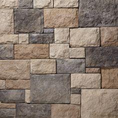 Mesa Verde European Castle Stone Veneer from Environmental StoneWorks