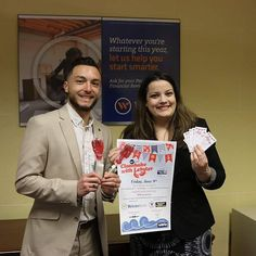 We stopped by Admiral Sponsor Webster Bank to drop off their 23rd Annual Clambake with Lobster tickets! Andrew and Kelly are really excited to join us June 9th for some great food live music and dancing and silent auction - and of course we couldn't be more excited to have them! #clambake2017  #websterbank #sponsor #clambake #livemusic #lobster #june9 #tickets #bettertogether #event