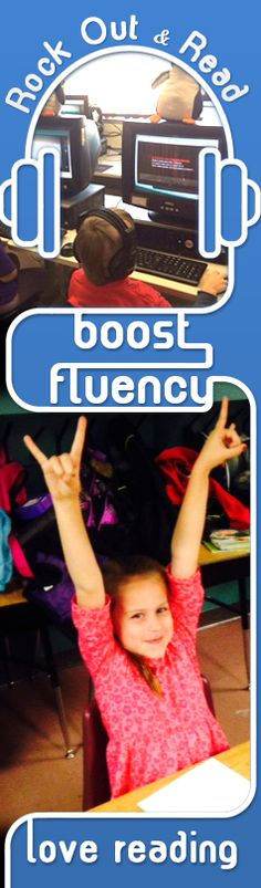 Kids rock, rap, and read their way to higher fluency, learn about character building, history, science and more.  Each lesson takes only 15 minutes making them perfect for reading rotations, guided reading, interventions or whole group rock and read sessions.  Fluency videos, 4 levels of comprehension, immediate feedback, and more fun than students have ever had reading educational text.  Check out the site for a free trial!