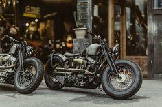 shovelhead Harley from http://bobberinspiration.com