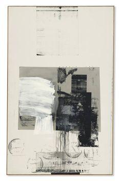 colin-vian:   Robert Rauschenberg (1925-2008) Calendar, 1962