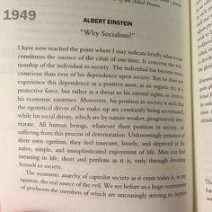 Einstein sez (From Instagram) Socialism, Albert Einstein, Poems, Instagram, Poetry, Verses, Poem