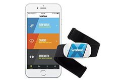 Wahoo TICKR X Heart Rate Monitor and Workout Tracker with Memory for iPhone and Android #deals