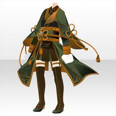 折リ鶴花椿|@games -アットゲームズ- Cute Anime Character, Character Outfits, Anime Hair, Anime Manga, Anime Outfits, Cool Outfits, Armor Clothing, Fashion Art, Fashion Outfits