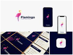 Flamingo by Artnivora Studio