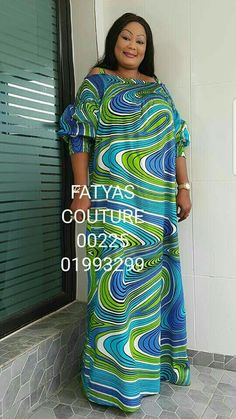 The most Beautiful and Stylish Ankara Skirt and Gowns for Chubby Ladies of styles. African Maxi Dresses, African Fashion Ankara, African Dresses For Women, African Print Fashion, African Attire, African Wear, Ethnic Fashion, African Women, Nigerian Dress