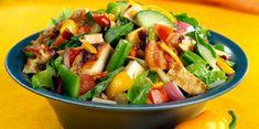 Salade cubaine