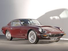1967 Aston Martin DBS Touring