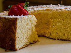 En la cocina de Caro: American Sponge Cake