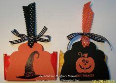 Apothecary Halloween Treats