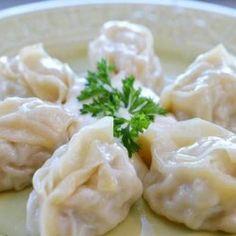 Manti Recipe (Russian Meat Dumplings)
