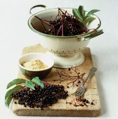 Elderberry Pie Recipe - Food and Recipes - Mother Earth Living