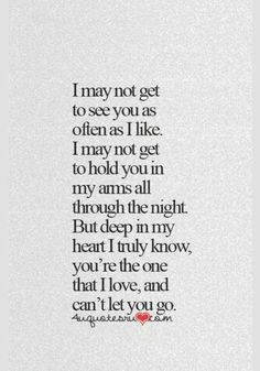 You sent this to me ... how true it is ... I love you.