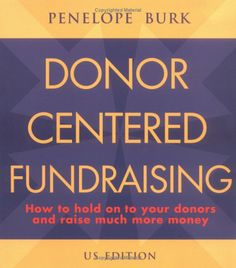 Donor Centered Fundraising