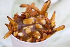 american poutine co. - original poutine fries