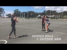 IMPROVE YOUR DEFENCE INTERCEPTING SKILLS HERE! | Nettyheads - YouTube