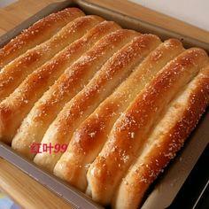 家裡大人小孩都超愛的7種麵包,分享給大家~ 附食譜和做法 ~