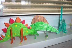 Les bricolages de dinosaures