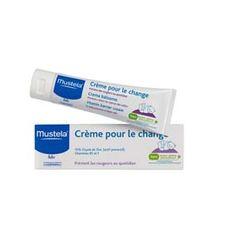 Mustela Crema bálsamo contra las rozaduras 100 ml. Para prevenir y atenuar a diario las rojeces en la colita en cada cambio de pañal. sin parabenos, sin ftalatos, sin fenoxietanol.