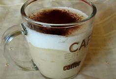 Cappuccino-parfé Parfait, Tableware, Whipped Cream, Cacao Powder, Sugar, Matcha Whisk, Kochen, Dinnerware, Dishes