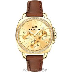 Ladies Coach Boyfriend Small Watch 14502172