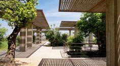 Galería de Academia Real por la Conservación de la Naturaleza / Khammash Architects - 3
