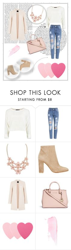 """Untitled #7"" by nerkaceba ❤ liked on Polyvore featuring Gianvito Rossi, Michael Kors, Sephora Collection, women's clothing, women, female, woman, misses and juniors"