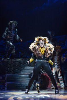 Musical cats composed by andrew lloyd webber with catchy lyrics tyler hanes as rum tum tugger in cats photo matthew murphy stopboris Choice Image